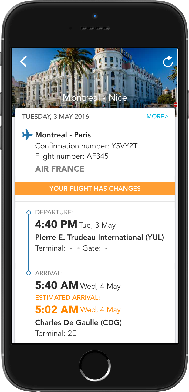 App Main Features